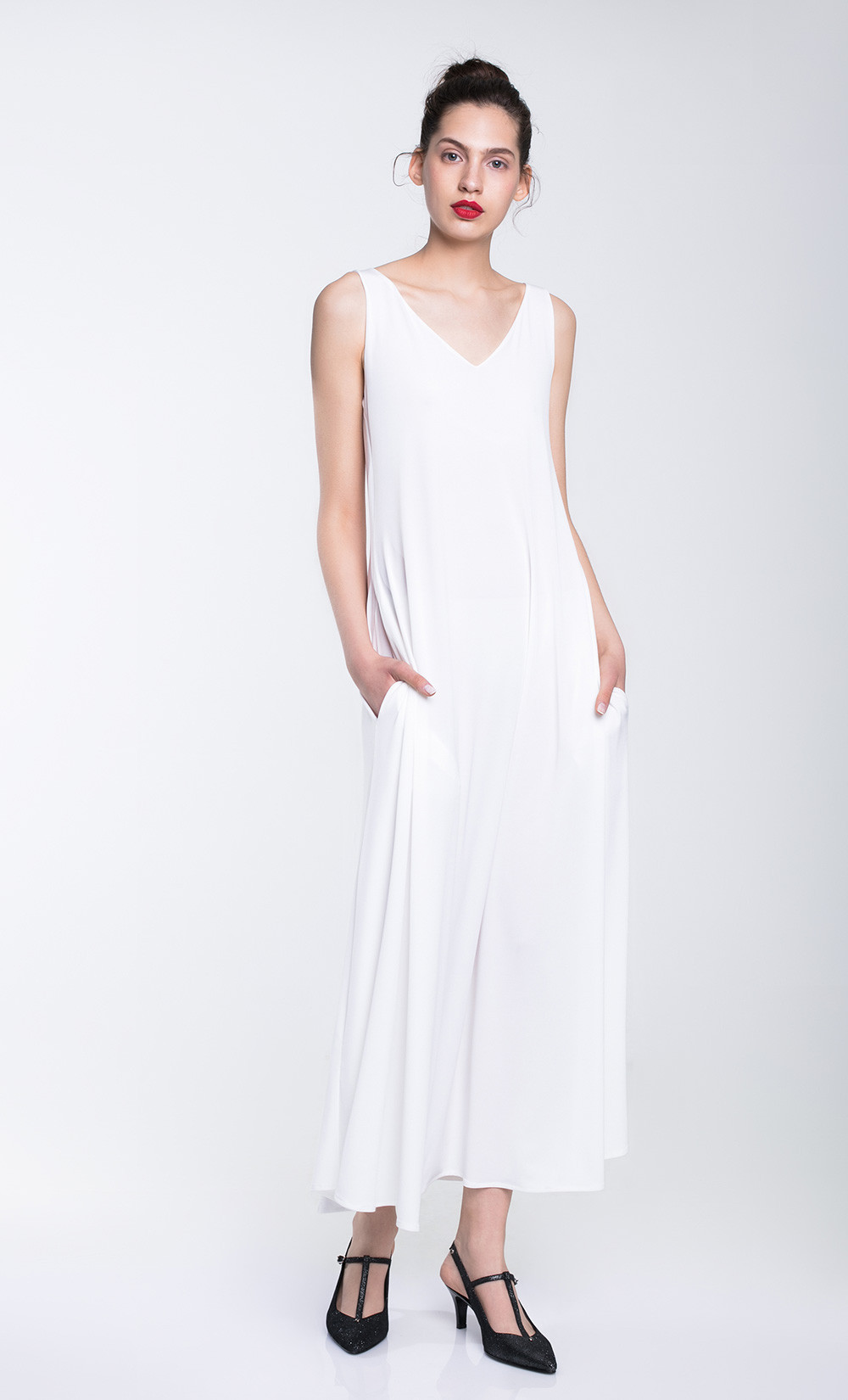 Zista Long Dress