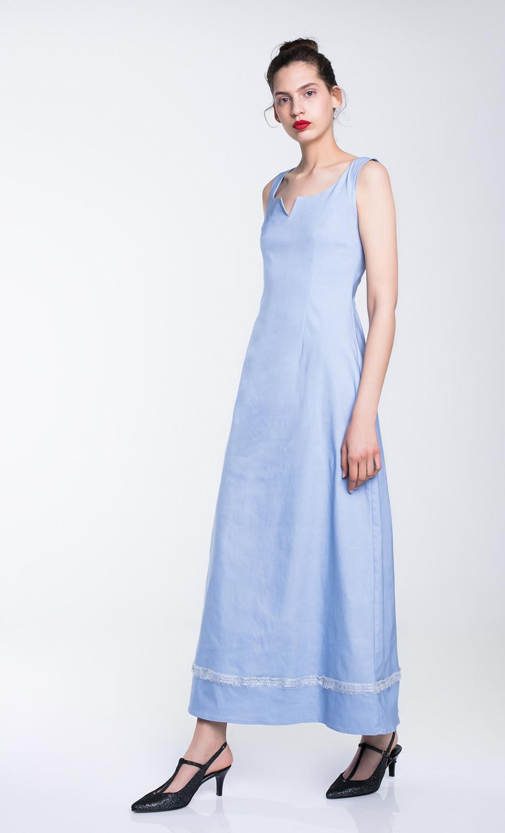 Roz Long Dress