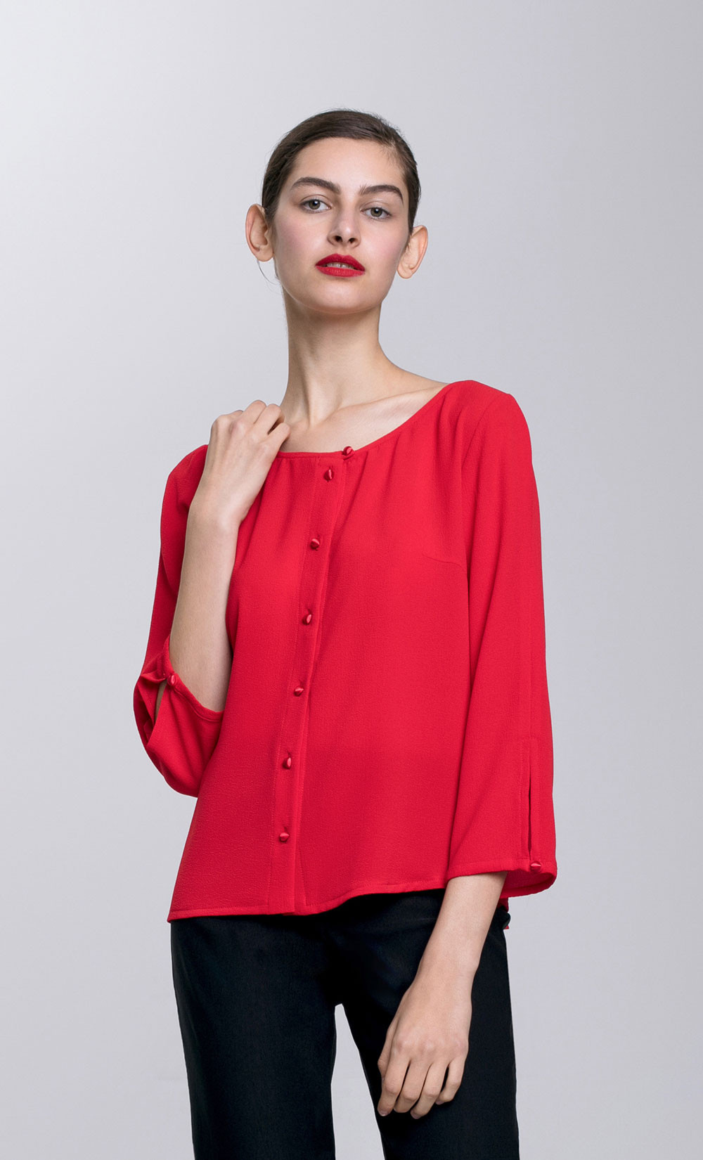 Delaudry Blouse