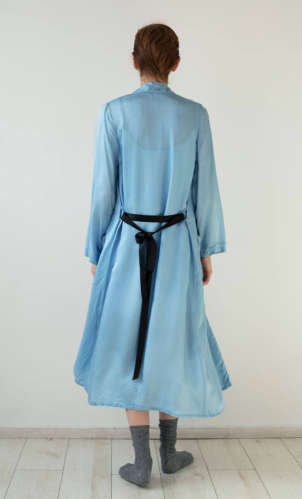 Light Blue Kimono