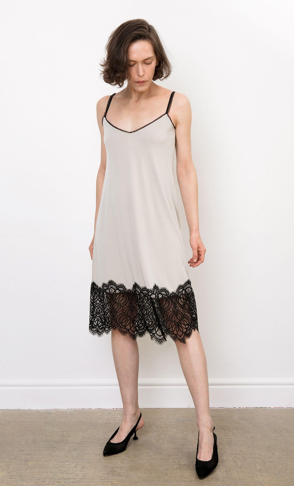 Dragonfly Slip Dress