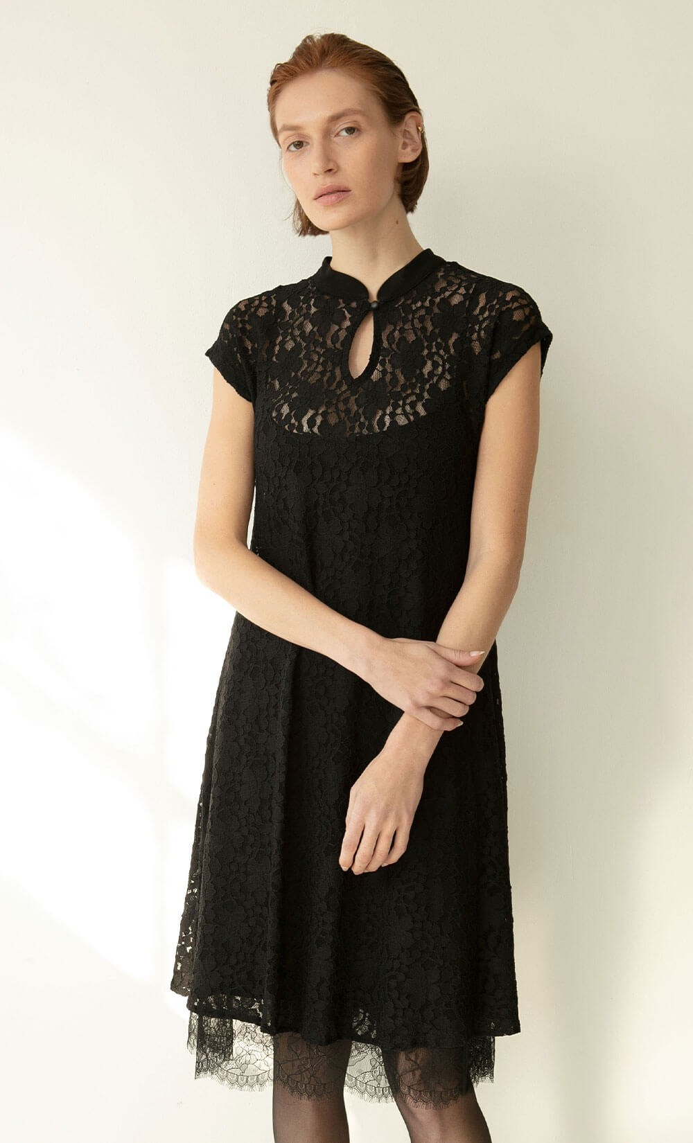 Misofu Black Dress