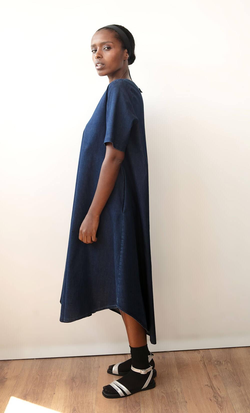 Adele Denim Dress