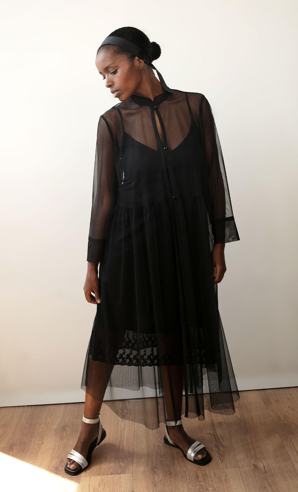 Camden Tulle Dress