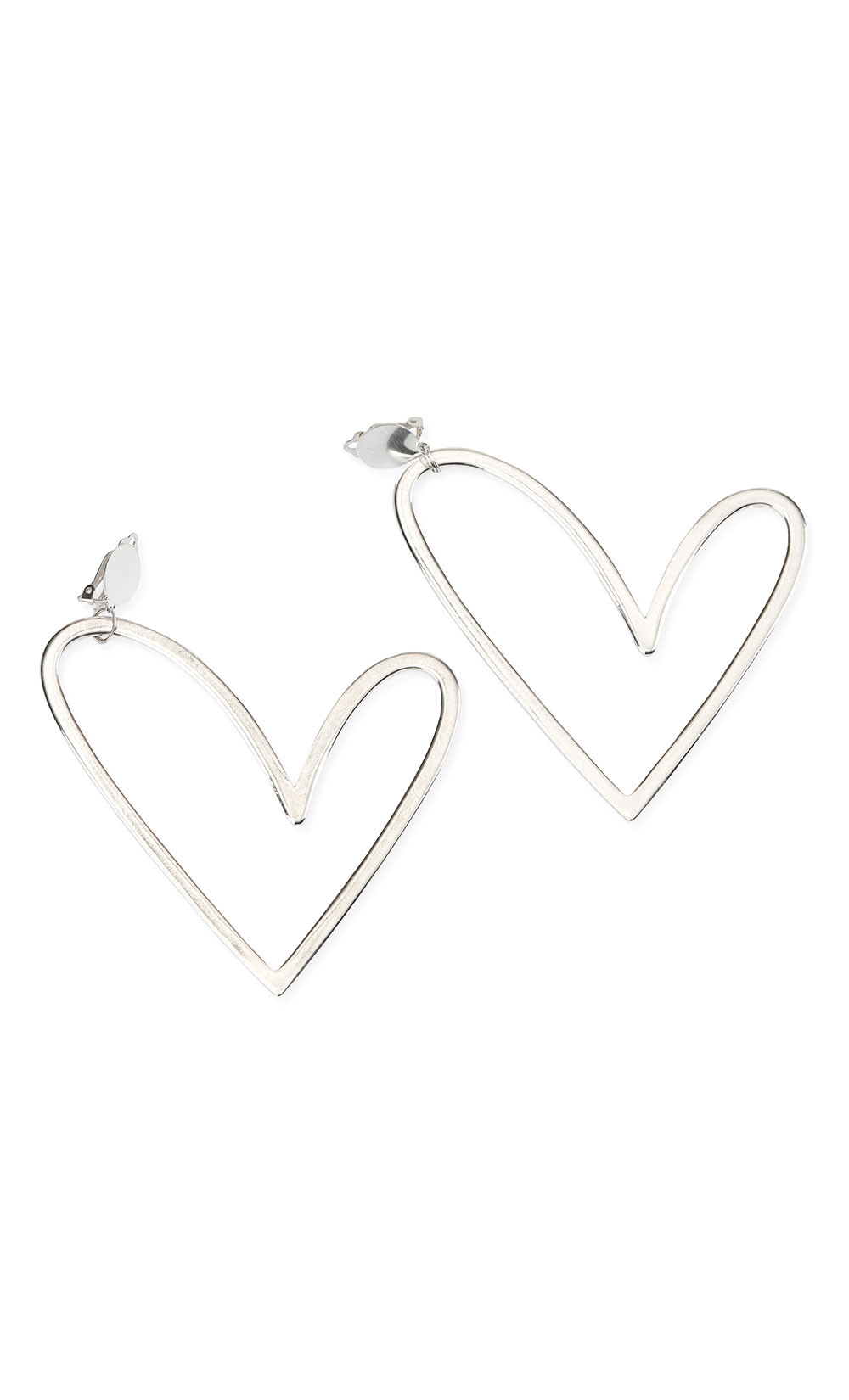 Pair of Heart Earrings