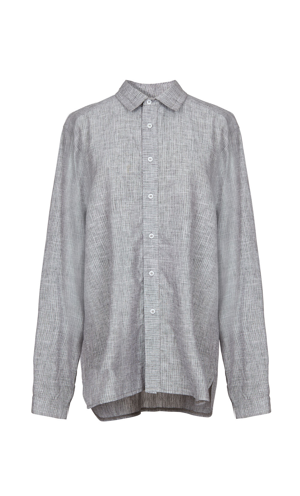 Zoro Linen Cotton Shirt