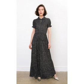 Colissa Plissé Dress