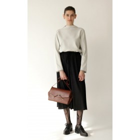 Black Alpha Skirt