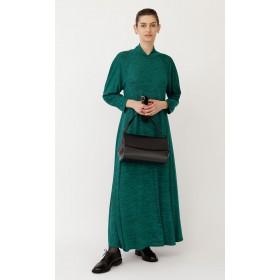 Ragona Green Dress