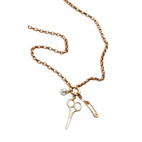 Sewing Scissors Necklace