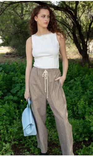 Gupan Linen Pants
