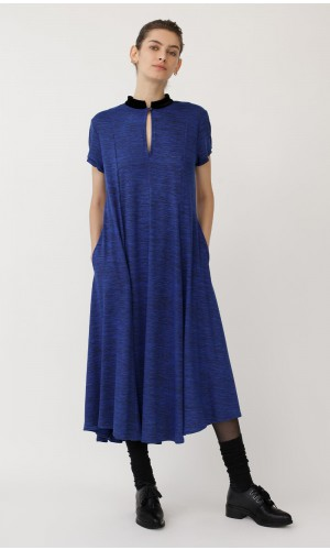 Sandra Blue Dress