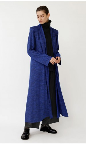 Mardi Blue Coat