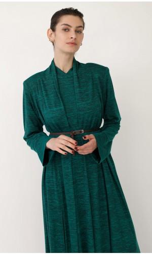 Mardi Green Coat