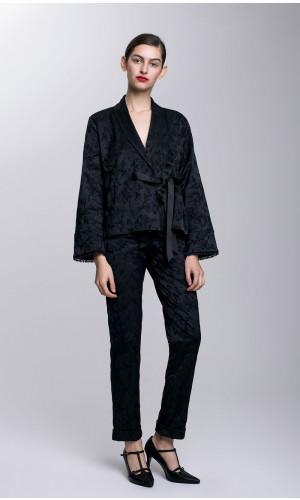 Kansai Jacqurd Jacket