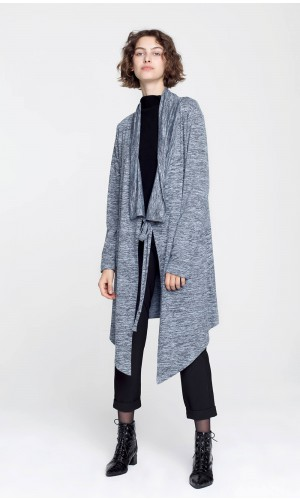 Sharp Cardigan