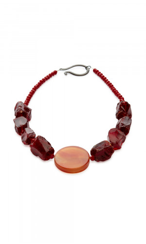 Rubies Necklace