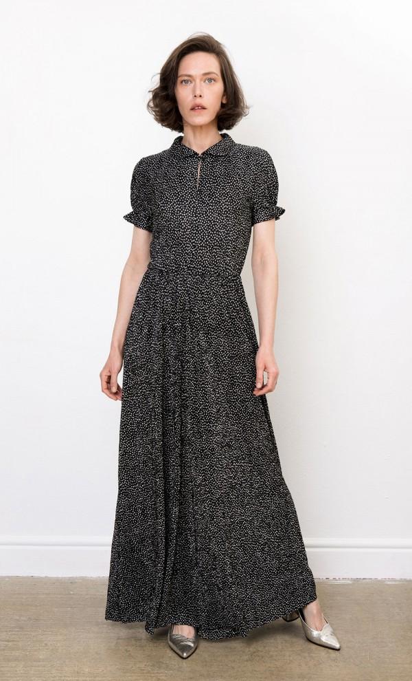 Colissa Plissé Dress