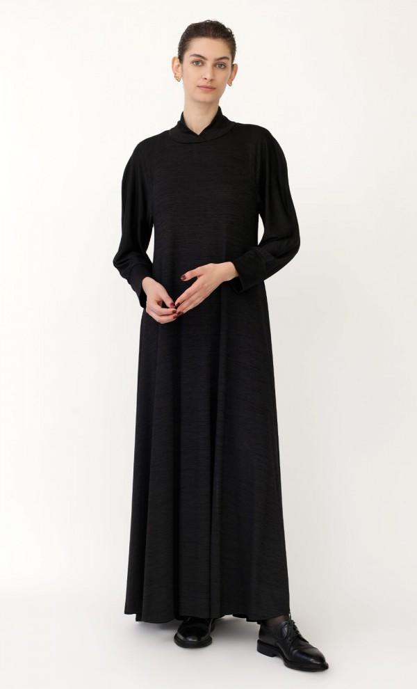 Ragona Black Dress