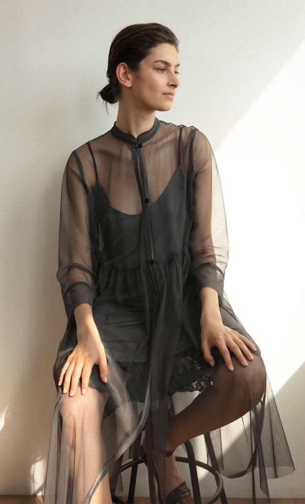 Camden Tulle Dress
