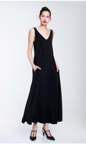 Sista Long Dress