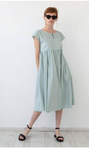 Polka Day Dress