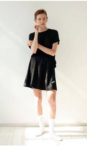 Baffi skirt