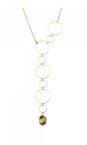 Rings Necklace