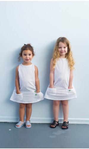 Me-Broderie Dress