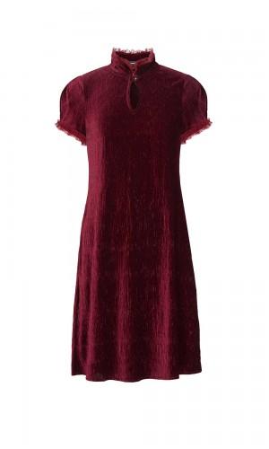 Milota Velvet Dress