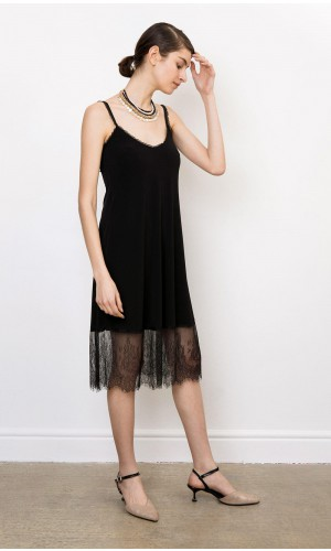 Dragonfly Slip Dress