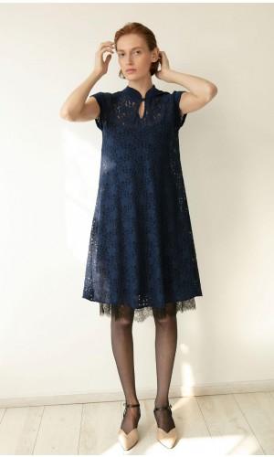 Misofu Blue Dress